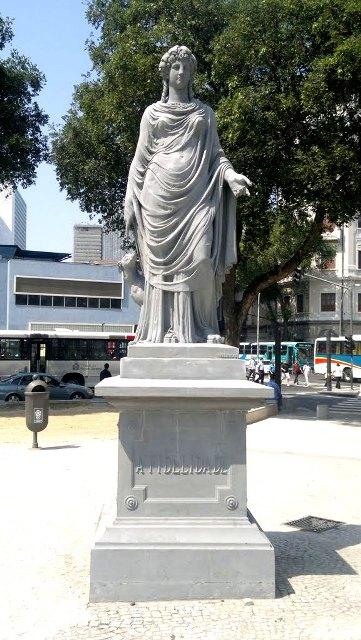 Praça Tiradentes - A Fidelidade