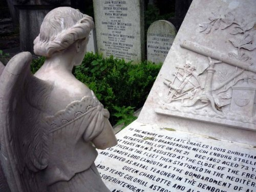 Cemitério dos Ingleses - 4