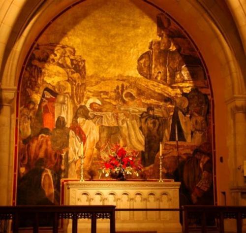 Capela de José de Arimateia - Washington